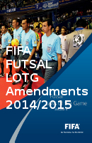 Fifa Futsal Amendments 2015