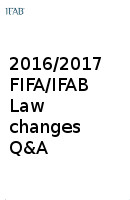 IFAB Law changes Question and Answers